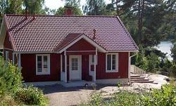 Strömma gård stugor - Korpo