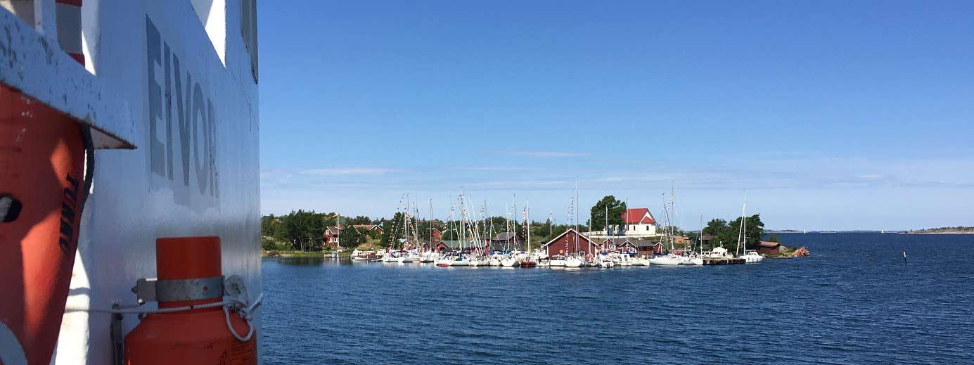 Pärnäs - Utö - Archipelago routh