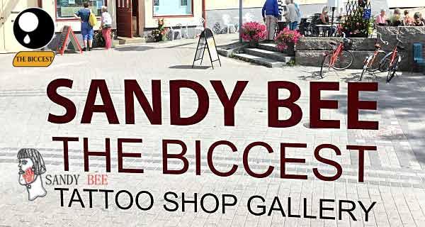 POP-UP SANDY BEE & THE BICCEST - Pargas