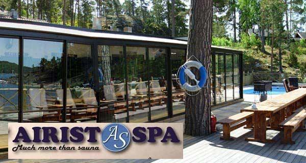 Airisto Spa - Evenemang & Fest - Inkvartering