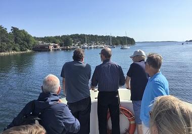 Popular archipelago trip ideas