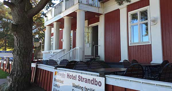 Strandbo Hotel - Nagu
