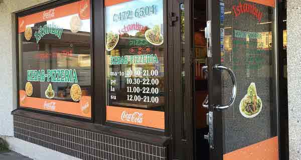 Istanbul Kebab Pizzeria - Piikkiö Kaarina