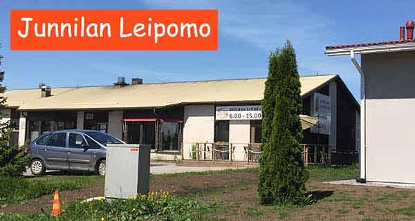 Junnilan Leipomo – Kaarina