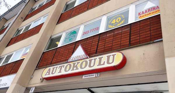Kaarinan Autokoulu Oy - Bilskola S:t Karins