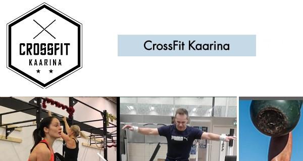 CrossFit Kaarina - S:t Karins