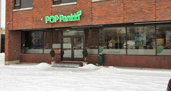 POP Pankki - S:t Karins