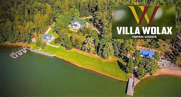 Villa Wolax S:t Karins