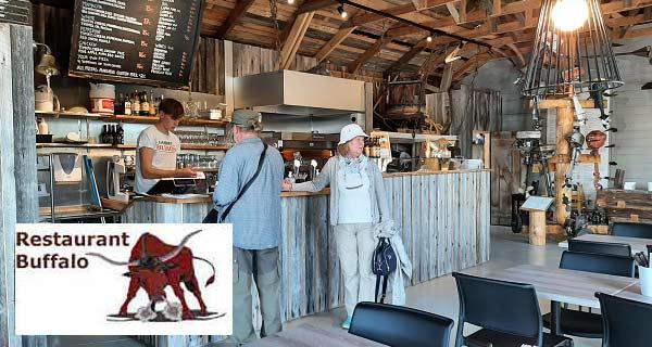 Restaurang Buffalo Korpo