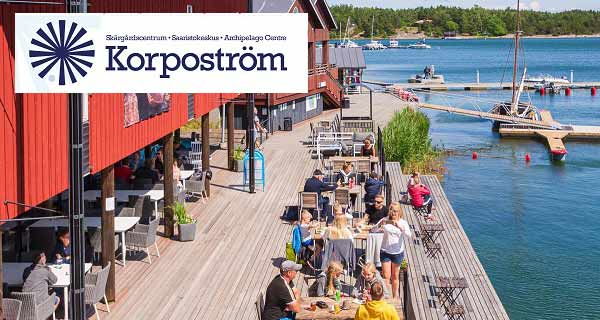 Archipelago Center Korpoström