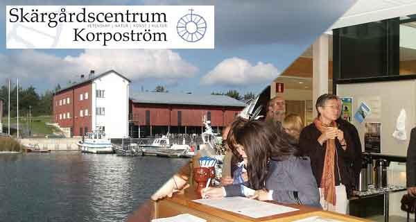 Restaurang & Hotell VENDA - SkärgårdsCentrum Korpoström
