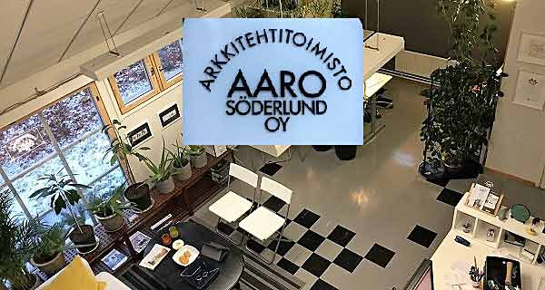 Arkitekt Aaro Söderlund