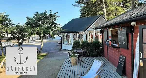 Båthuset Mat & Bar - Nagu