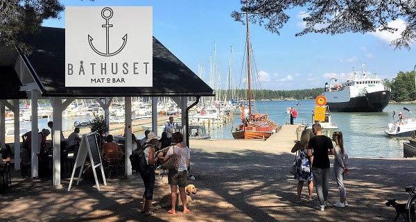 BÅTHUSET - Nagu gästhamn