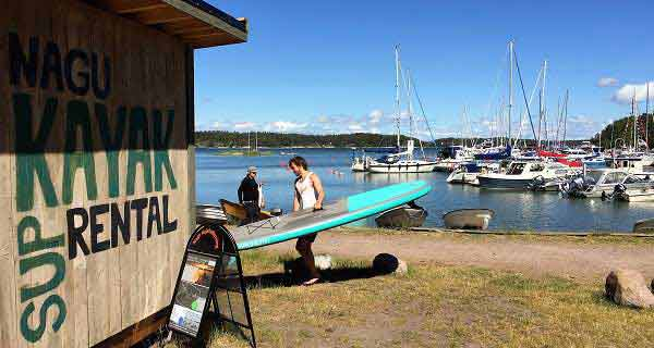 Nagu Kayak & Sup rental