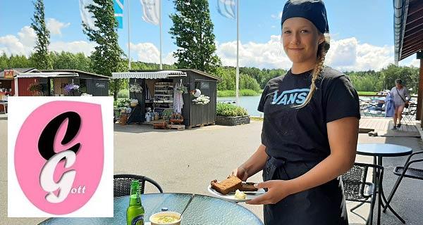 Café CarGott - Nagu sommartorg