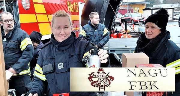 Nagu Frivilliga Brandkår - Nagu FBK