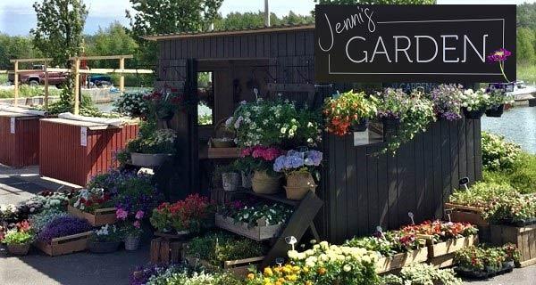 Jennis Garden - Nagu