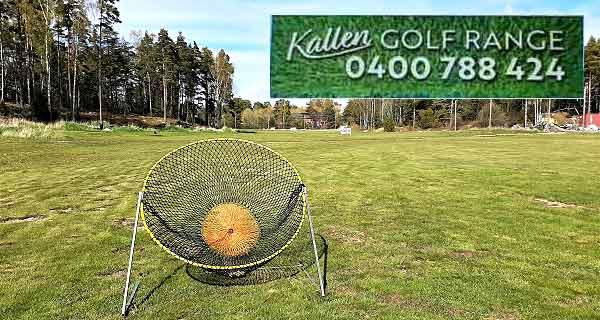 Kalles Golf i Nagu
