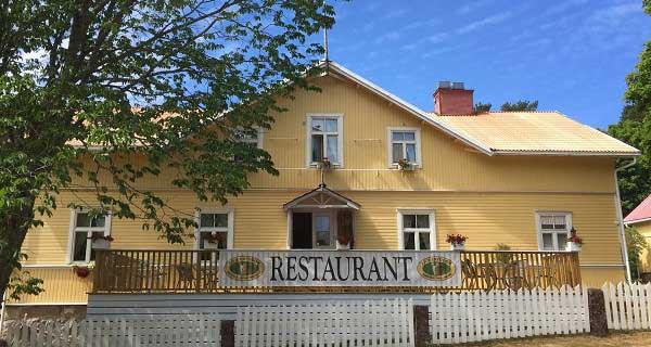 Gästgiveri Martta - Skärgårdens mest romantiska Gästgiveri