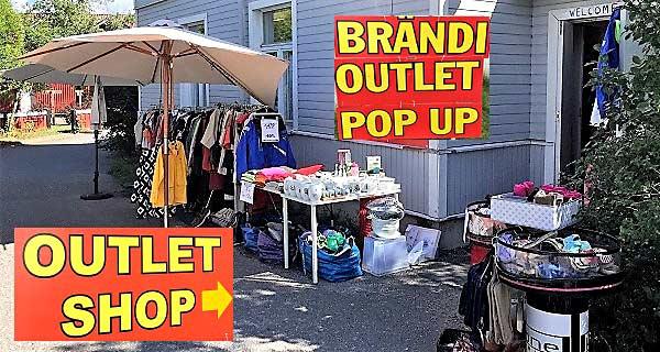 Nagu Brand Outlet klädshop