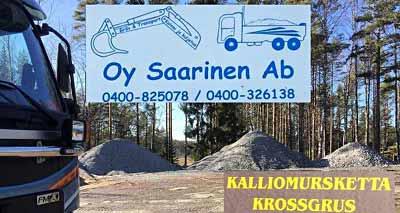 Ab Saarinen Oy - Nagu