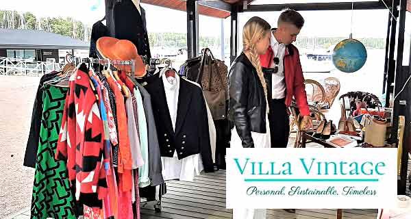 Nagu Villavintage shop