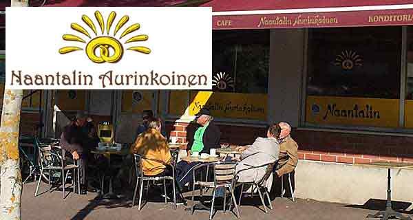 Naantalin Aurinkoinen - S:t Karins