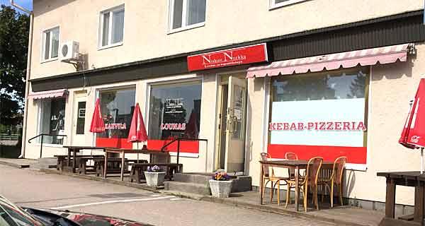 Niskun Nurkka Pizza
