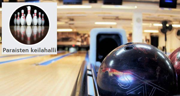 Pargas Bowling hall