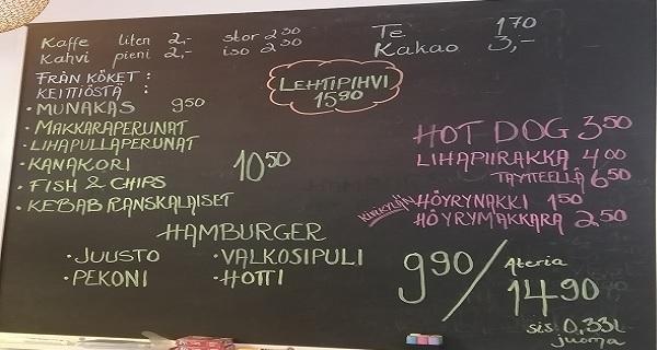 Pargas BUSTIS Café & Grill