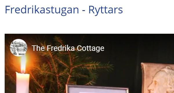 Fredrikastugan Pargas