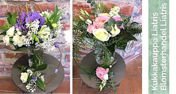 Pargas Blomsterhandel Liatris