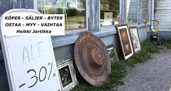 Byt, Köp och sälj - Pargas
