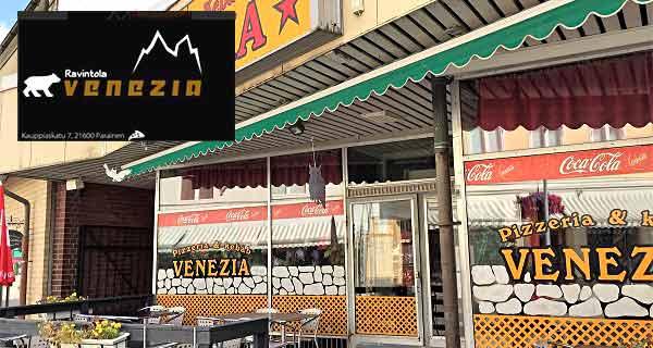 Pizzeria & Kebab Venezia - Parainen