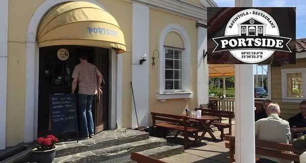 Restaurant Portside.