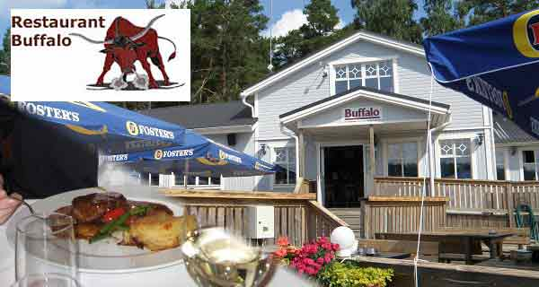 Restaurang Buffalo - Korpo