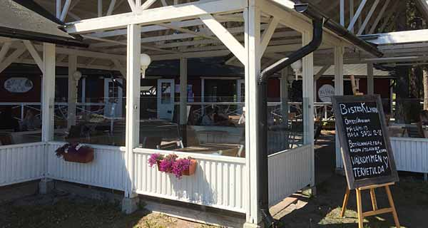Strand Cafe - Bistro Klykan