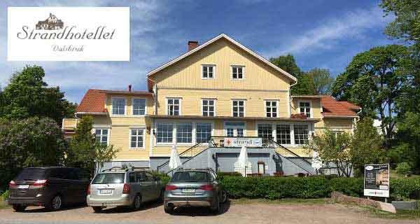 Strandhotellet Dalsbruk