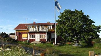 Pensionat Backaro - B & B - Åbo skärgård