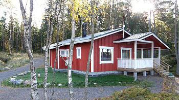 Meripesä stugor i Kimito - Åbo skärgård