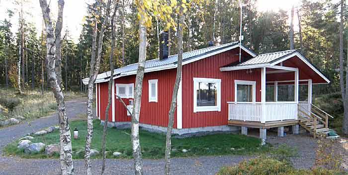Cottage #75 Meripesä