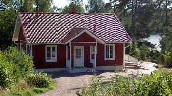 Strömma Gård stugor - Korpo i Åbo skärgård