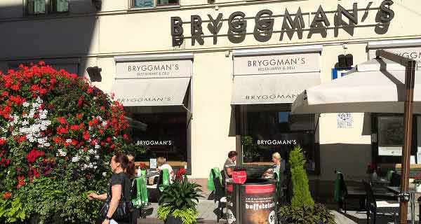 Scandic Plaza - Bryggmans