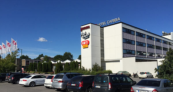 Hotel Caribia - Åbo