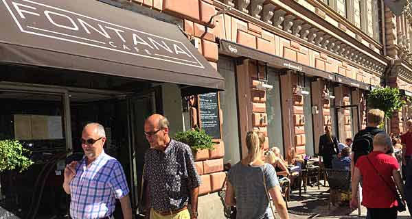 Fontana Cafe Åbo