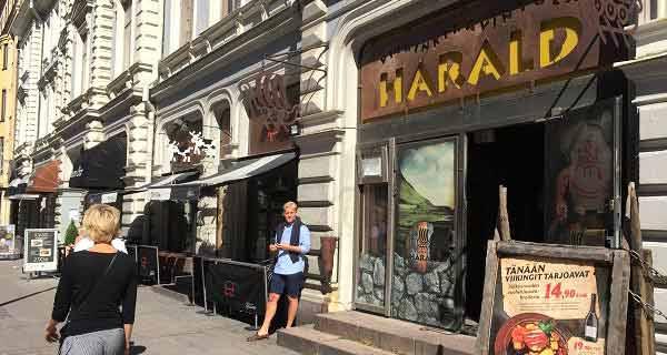 Harald Viking restaurang