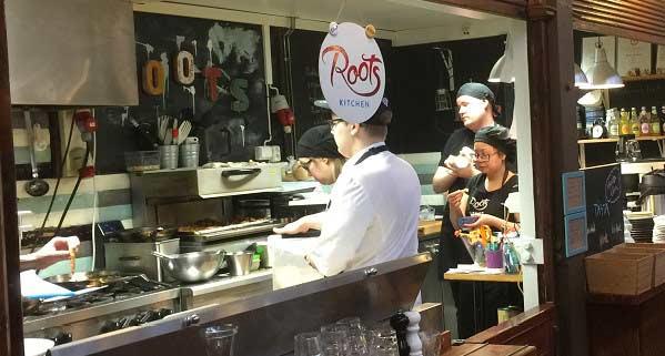 Roots Kitchen - Turku