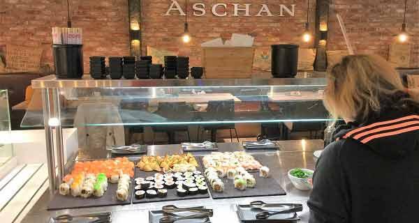 Aschan Cafe
