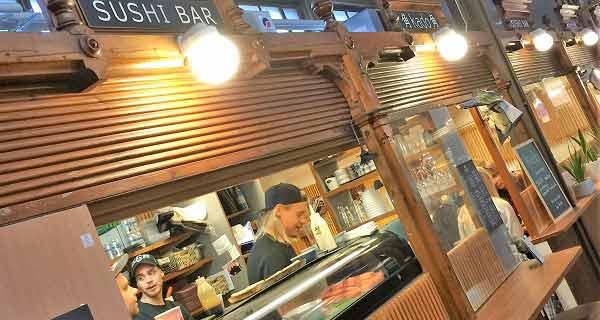 Sushi bar Åbo